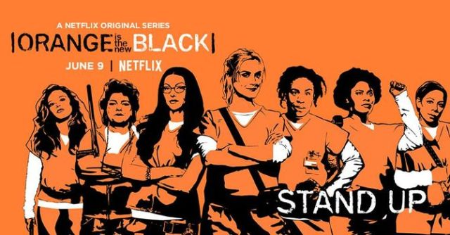 Season 5 of Orange is the New Black